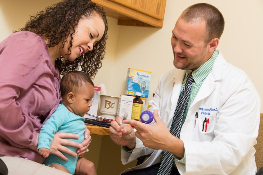 Pediatric Pharmacy - OU College of Pharmacy
